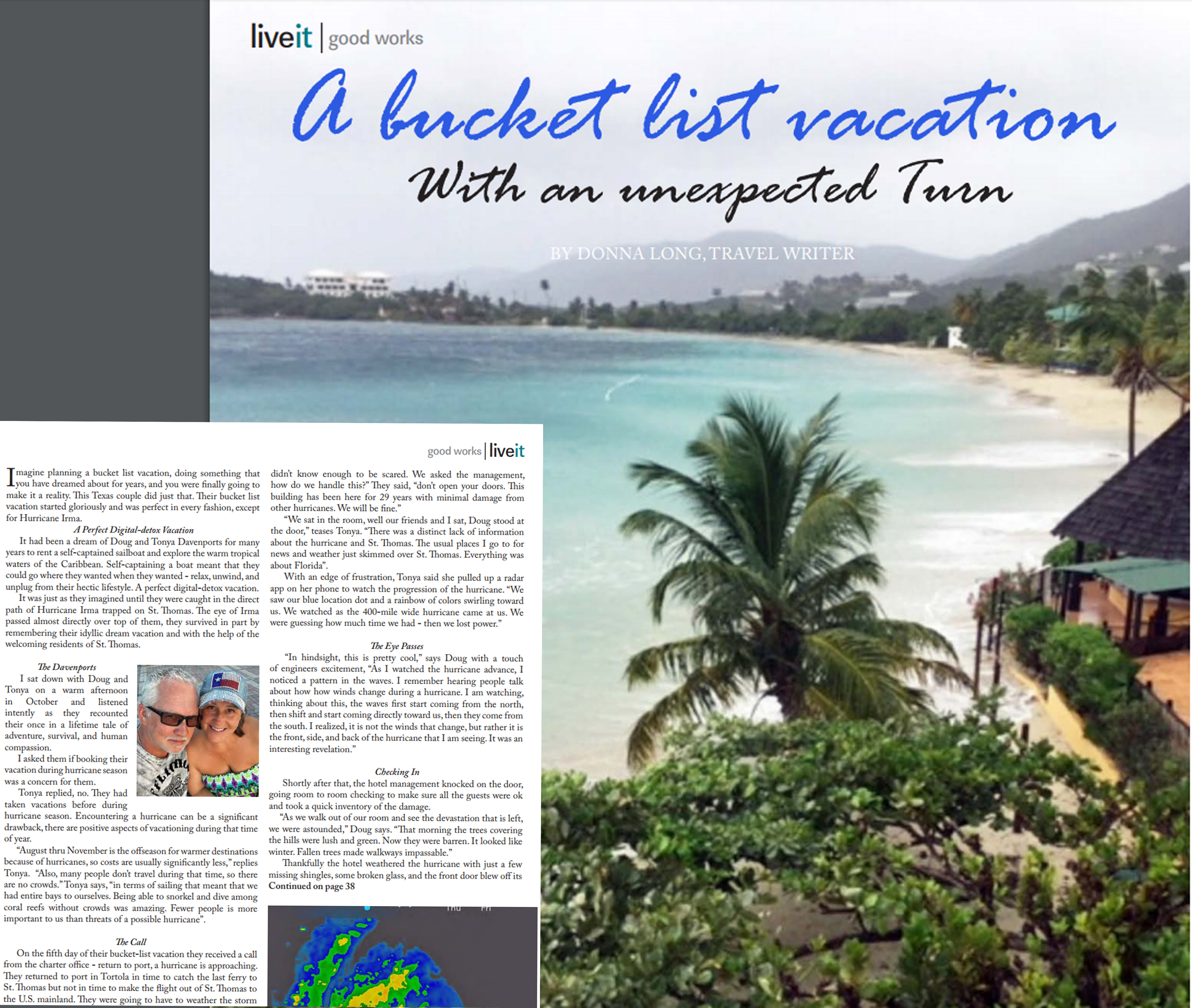 Bucket List Vacation with an Unexpected Twist – LiveIt Texas